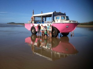LARC Amphibious adventures