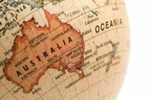 Digital maps of Australia
