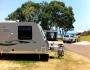Our Coromal Elements 696 at Agnes Water Beach Caravan Park