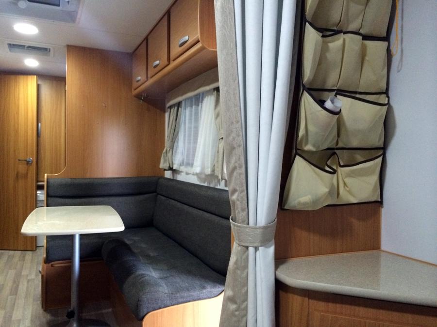 Luxury Element  Coromal Caravans