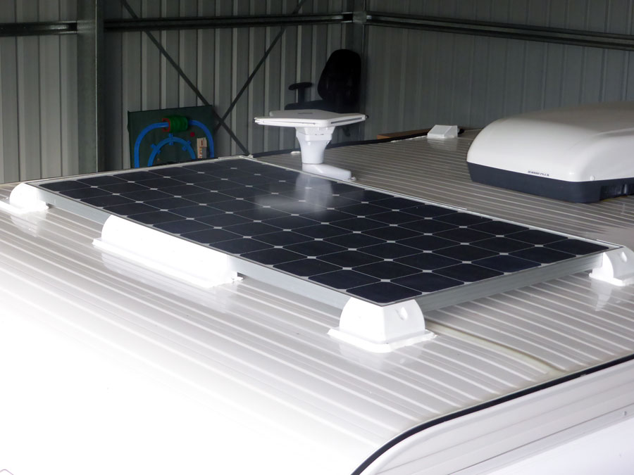 solar panel top van choosing and installing a solar system to your caravan coromal caravan wiring diagram at edmiracle.co