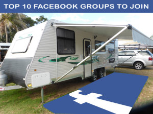 Best social media groups for caravanning and camping lovers