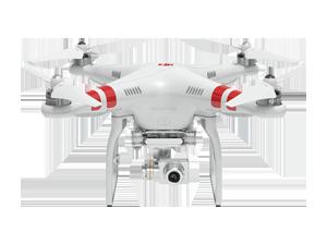DJI Phantom 2 Vision+ Quadrocopter Drone footage