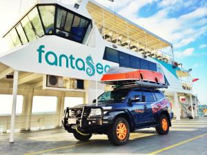 Car Ferry Magnetic Island
