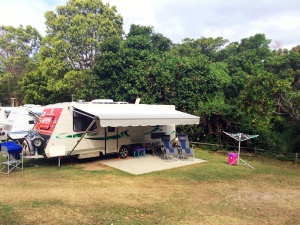 Trial Bay Gaol Campgrounds