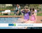 Melbourne BIG4 Holiday Park fun times video