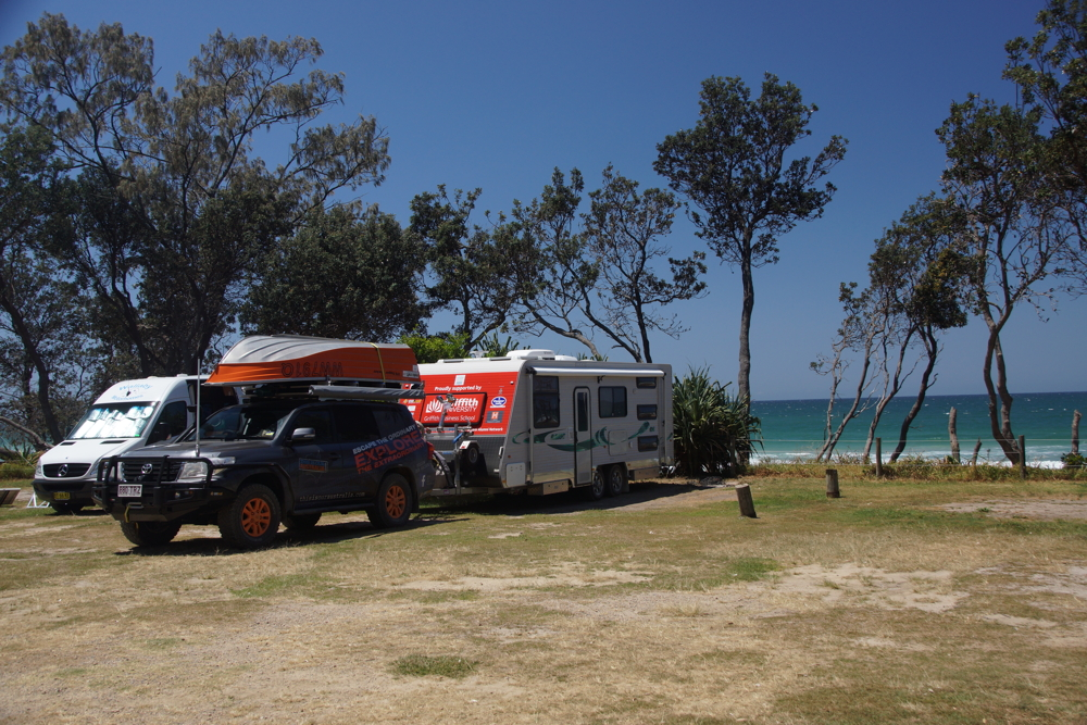 Minnie Water Illaroo Campground
