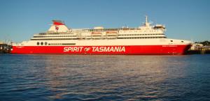 Taking your caravan on the Spirit of Tasmania
