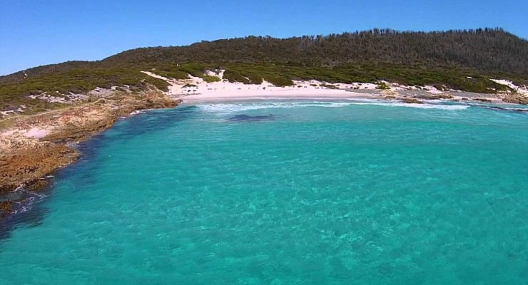Friendly Beaches, Freycinet, Tasmania